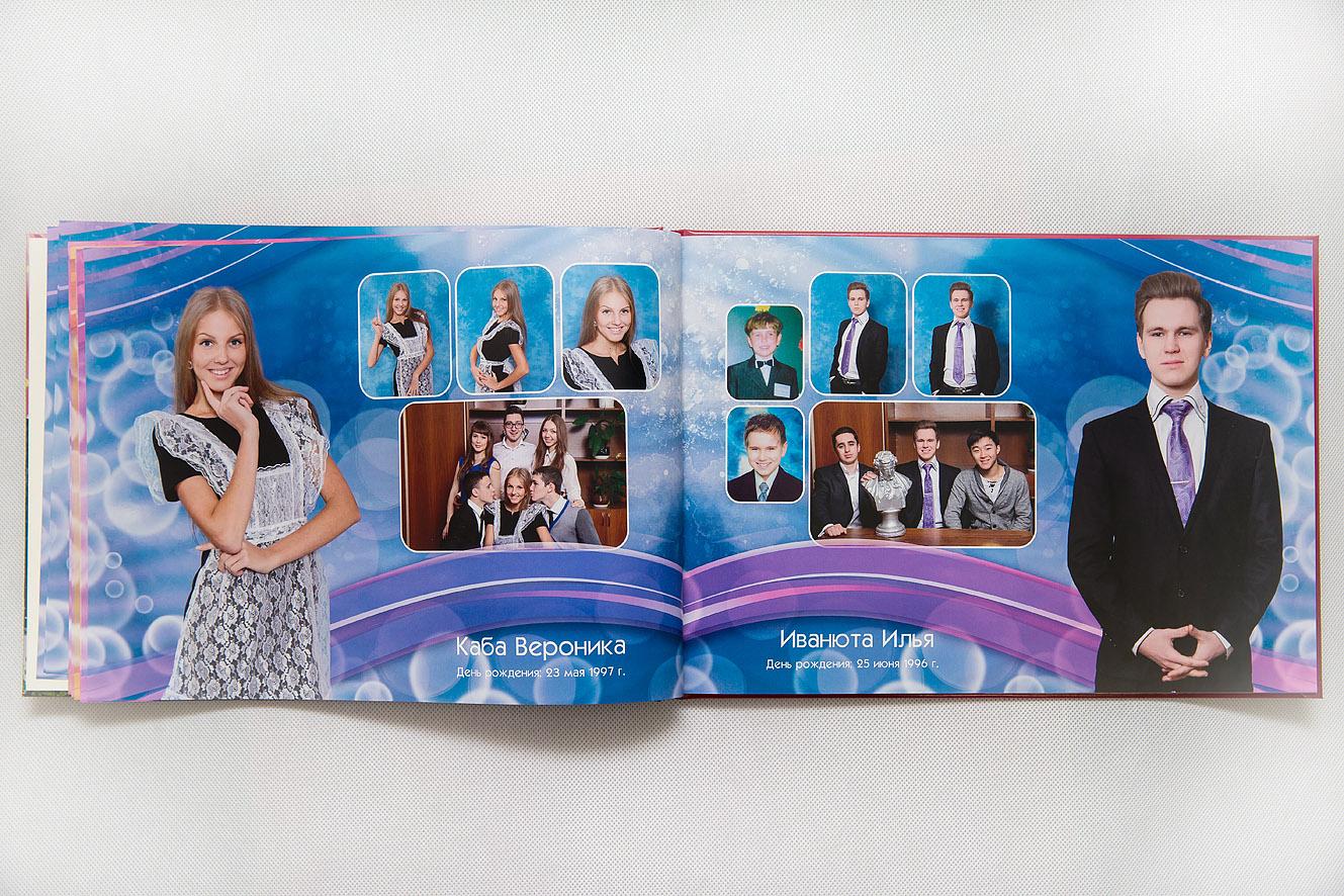 Фото подарки выпускные альбомы